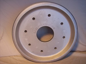 BW3 Solid Front/Rear Idler Wheel