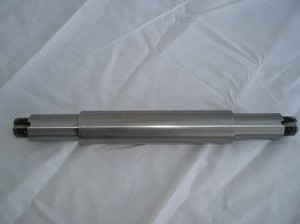 Axle Shaft for Hub Wheels (Hub/Wheel molded as one)
