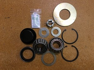 Internal Parts for 1QTY Bair Hub/ Super Hub Kit